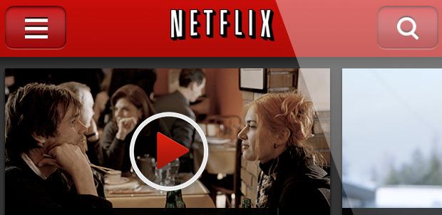 Netflix para iPhone con mejor experiencia