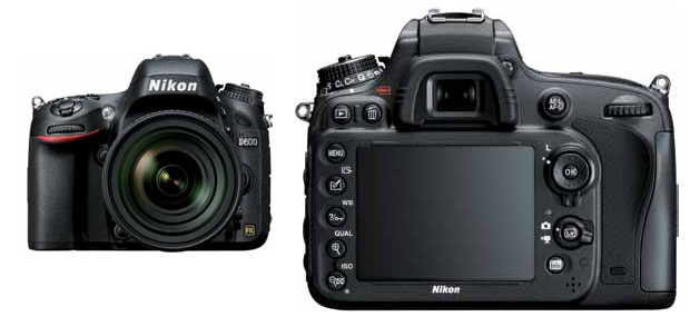 Nikon D600 ya disponible en México