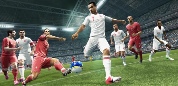 PES 2013 cambiará el juego en tu consola