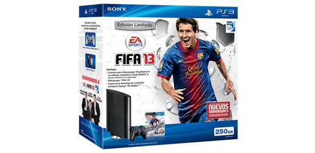 PS3-CECH_4000-FIFA_13