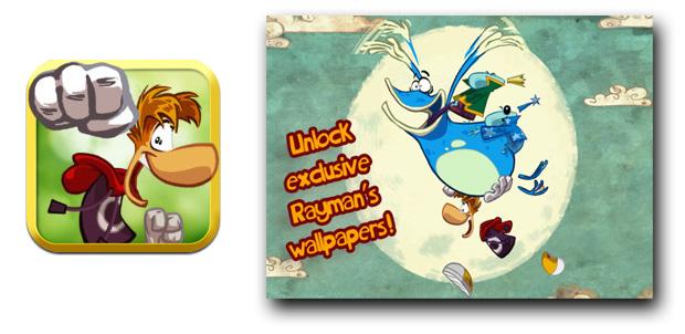 Rayman Jungle Run para iPhone o iPad