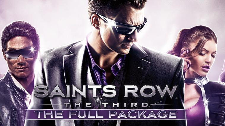 Nueva edición de Saints Row: The Third