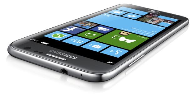 Samsung ATIV S con Windows Phone 8