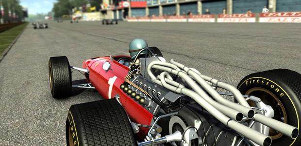 Circuitos en TD: Ferrari Racing Legends