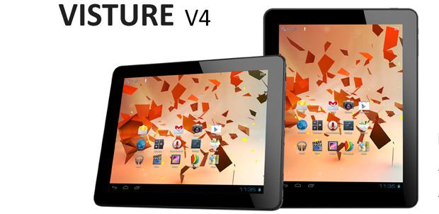 Visture V4 tablet con pantalla Retina
