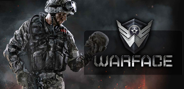 Warface primer Free-to-Play de Crytek