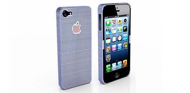 Protector para iPhone 5 de 100.000 dólares