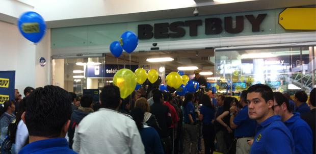 Best Buy abre nueva tienda en el Pedregal