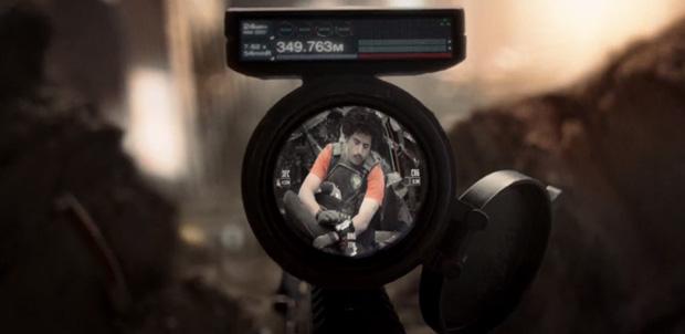 Robert Downey Jr en CoD: Black Ops 2