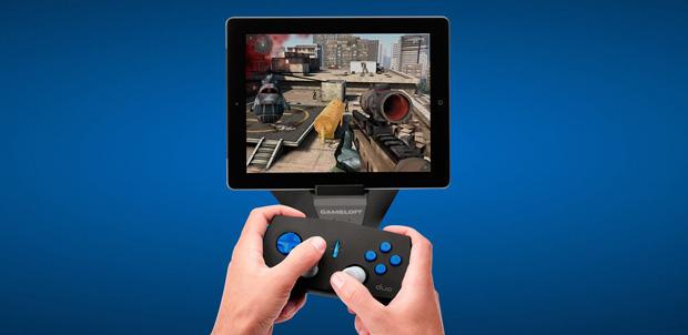 Duo Gamer: convierte tu iPad en una consola