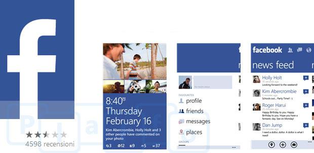 YouTube y Facebook para Windows Phone 8