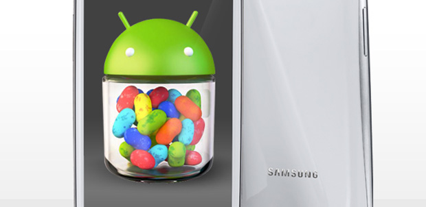 Galaxy S III con Jelly Bean hasta 2013