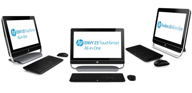 HP renueva su línea Todo-en-Uno