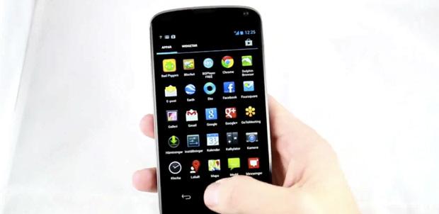 Así luce el nuevo LG Nexus 4