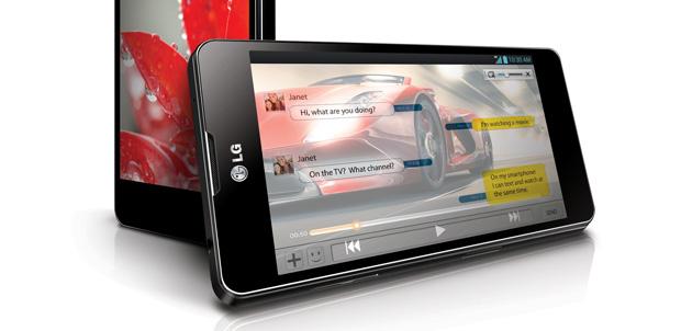 LG Optimus G estará disponible en noviembre