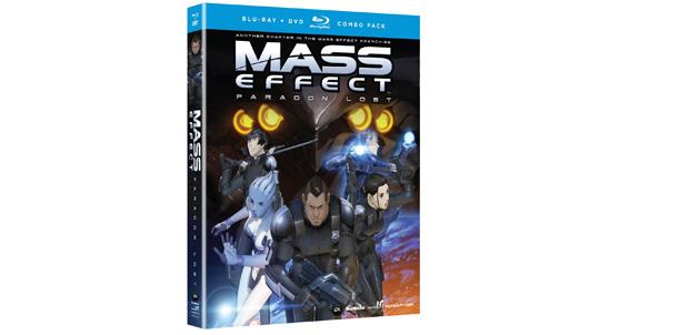 9 minutos de Mass Effect: Paragon
