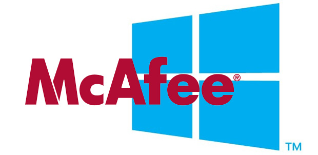 McAfee dará mayor seguridad a Windows 8