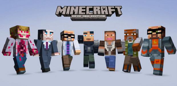 Halft-Life, Left 4 Dead y más en Minecraft