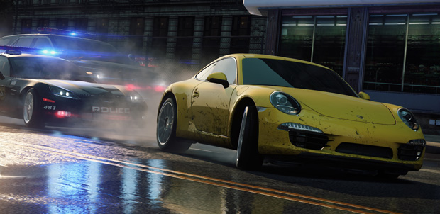 Imágenes de Need for Speed Most Wanted