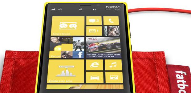 Nokia Lumia 920 listo para AT&T