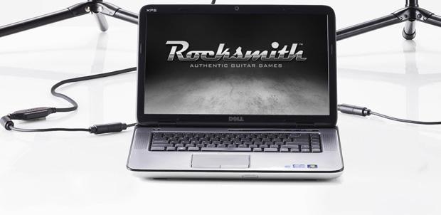 Rocksmith ahora para tu computadora