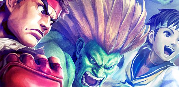 Street Fighter X Tekken para PS Vita