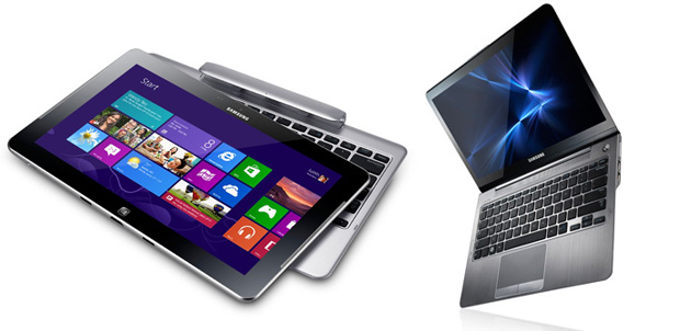 Samsung ya se prepara para Windows 8