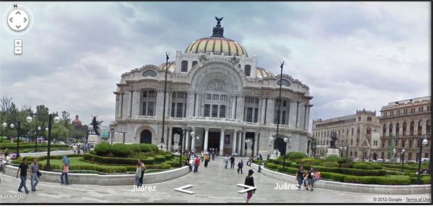 Street View se extiende en el mundo