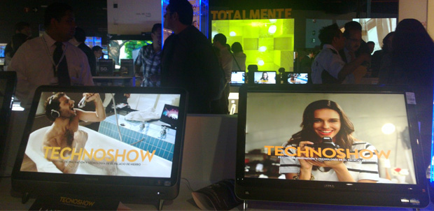 Palacio de Hierro presenta TechnoShow 2012