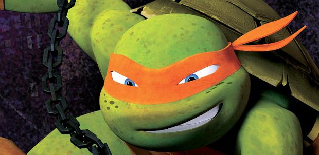 El regreso de Tortugas Ninja por Nickelodeon