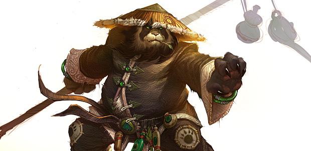 WOW-Pandaria