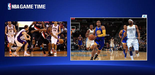 NBA Game Time llega al Xbox 360