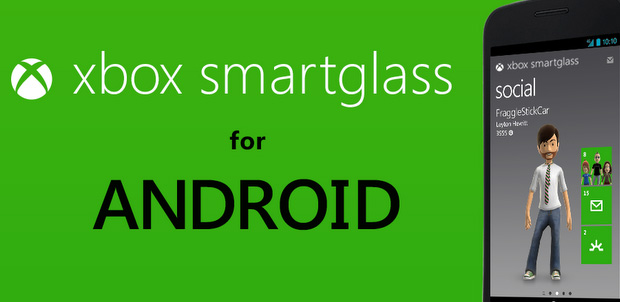 Xbox-SmarGlass-Android