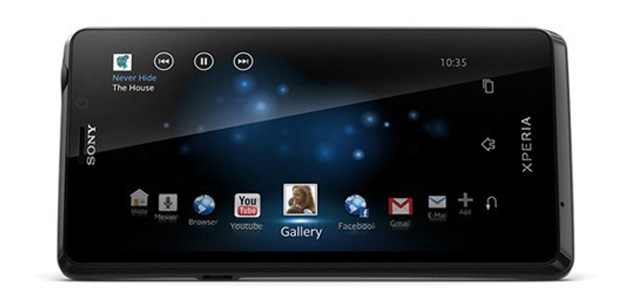 Sony Xperia TL el smartphone de James Bond