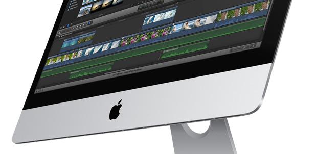 La iMac más delgada hasta el momento