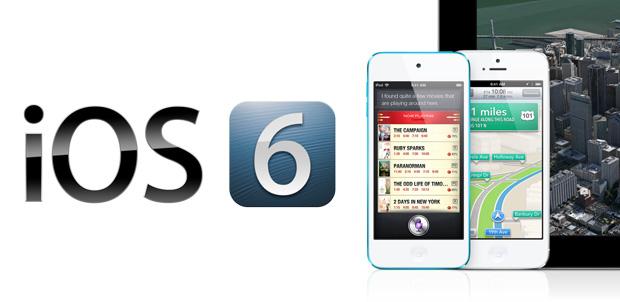 El 60% de iPhones ya tiene iOS 6