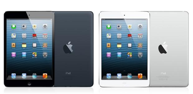 Imágenes y especificaciones de iPad mini