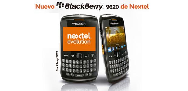 BlackBerry-9620-nextel