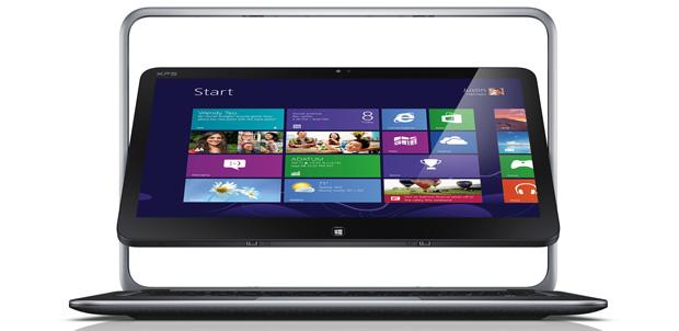 Dell XPS 12 con Windows 8 en México