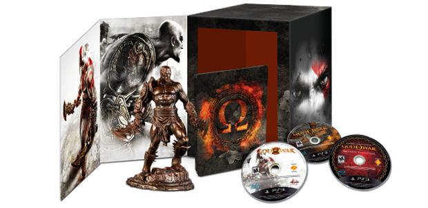 God of War Colección Omega en México