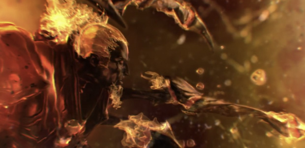 God of War: Ascension trailer de Ares