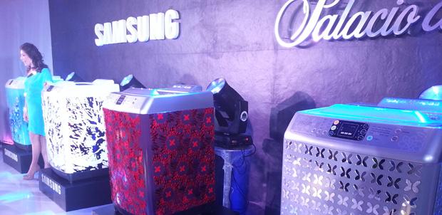 Lavadoras con diseño de Tanya Moss