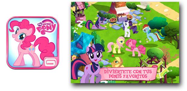 My Little Pony de Gameloft llega a iOS