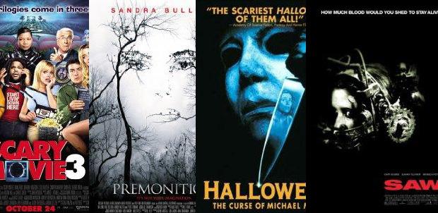 Películas para Halloween en Netflix