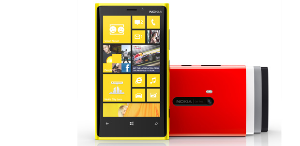 Nokia Lumia 920 ya es oficial