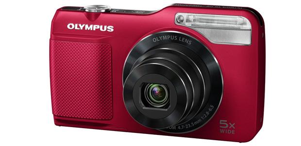 Olympus VG-170 con el mejor flash