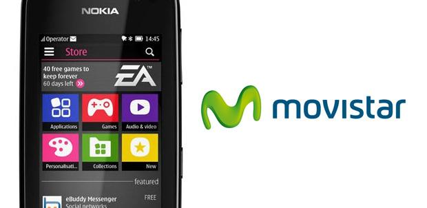 Compra apps y cárgalas a tu cuenta de Movistar