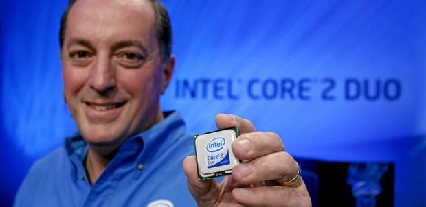Paul Otellini, CEO de Intel, se retira