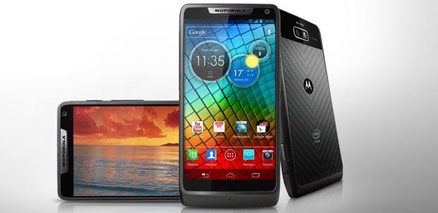 Motorola RAZR i disponible con Telcel
