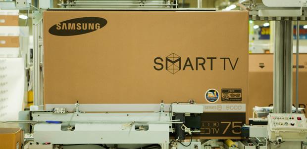 Samsung habla de su serie Smart TV ES9000
